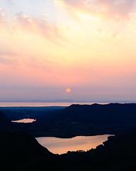Sundown (Joe Hayhurst) Tags: buttermere lakedistrct landscape sunset