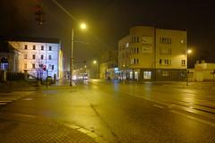Łódź (nightmareck) Tags: łódź łódzkie polska poland europa europe night handheld aftertherain fujifilm fuji fujixt20 fujifilmxt20 xt20 apsc xtrans xmount mirrorless bezlusterkowiec xf18mm xf18mmf20r fujinon pancakelens