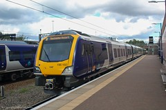 Northern 195102 (Mike McNiven) Tags: arriva railnorth northern caf civity dmu diesel multipleunit manchester manchesterairport airport barrow windermere liverpool limestreet