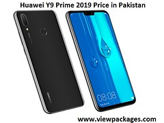Huawei Y9 Prime 2019 Lowest Price in Pakistan (aliharis6625) Tags: huaweiy9primepricespecsviewpackages
