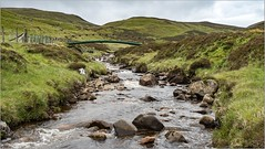 Oly_6130256 (calpha19) Tags: imagesvoyagesphotography adobephotoshoplightroom olympusomdem1mkii ed1260swd zuiko voyage roadtripinscotland scotland ecosse juin 2019 ngc flickrsexplore cairngorms parcdescairngorms braemar landscapes waterfall cascades rivière river clunie montagne paysages