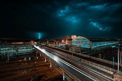 Orages Bordelais 01 (jubu photographie) Tags: orage bordeaux aquitaine gironde nuit ciel color canon 5dmk4