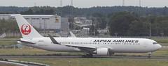 JA619J Boeing 787 Dreamliner Japan Air Lines NRT 270619