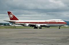 Boeing 747-233B C-GAGA Air Canada (EI-DTG) Tags: shannonairport einn snn b747 boeing747 queenoftheskies cgaga aircanada