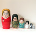 Divine Nesting Dolls