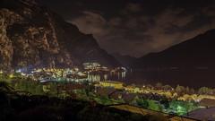 Limone-072 (NiBe60) Tags: italien gardasee lombardei prescia berg alpen limone sul garda gardesana occidentale nacht italy lake lombardy brescia mountain alps night