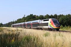 SNCF TGV 4712 310024,  50 Ans de Fiertès LGBT, Graben (michaelgoll777) Tags: sncf tgv lgbt
