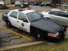 Rosemont Public Safety Department (Evan Manley) Tags: rosemontillinoispolice rosemontpublicsafetydepartment rosemont illinois policedepartment police policecar fire firedepartment crownvictoria crownvic