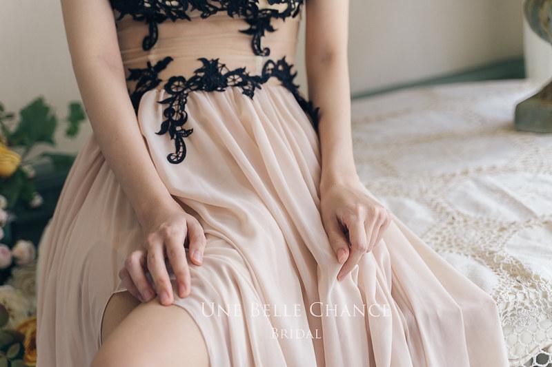 48179955476_eab11ca8d8_c B-606法式黑蕾絲裸膚雪紡晚禮服