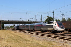 SNCF TGV 4713 310025 InOui, Graben-Neudorf (michaelgoll777) Tags: sncf tgv