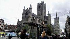Gent - Sint-Niklaaskerk