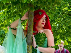 Poison Ivy.....(Crazy Tuesday! - Green) (CJD imagery) Tags: canonefs18135mmf3556isstm canoneos80d springtime spring portraitphotography portrait cosplayphotography cosplay poisonivy mcmcomiccon mcmcomicconlondon green crazytuesday london canningtown newham royaldocks londondocklands royalvictoriadock excellondon england gb greatbritain uk unitedkingdom