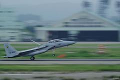 JASDF F-15DJ (HAMA-ANNEX) Tags: k1ii hdpentaxdfa150450mmf4556eddcaw panning jasdf f15dj