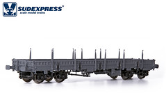 Vagão Sgs (Grupo Avaliare Engenharia) Tags: sudexpress sgs h0 187 valouro modelismo ferrovário cp portugal