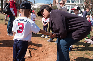April 06, 2019 MMB Attend Capitol City Little League Opening Day