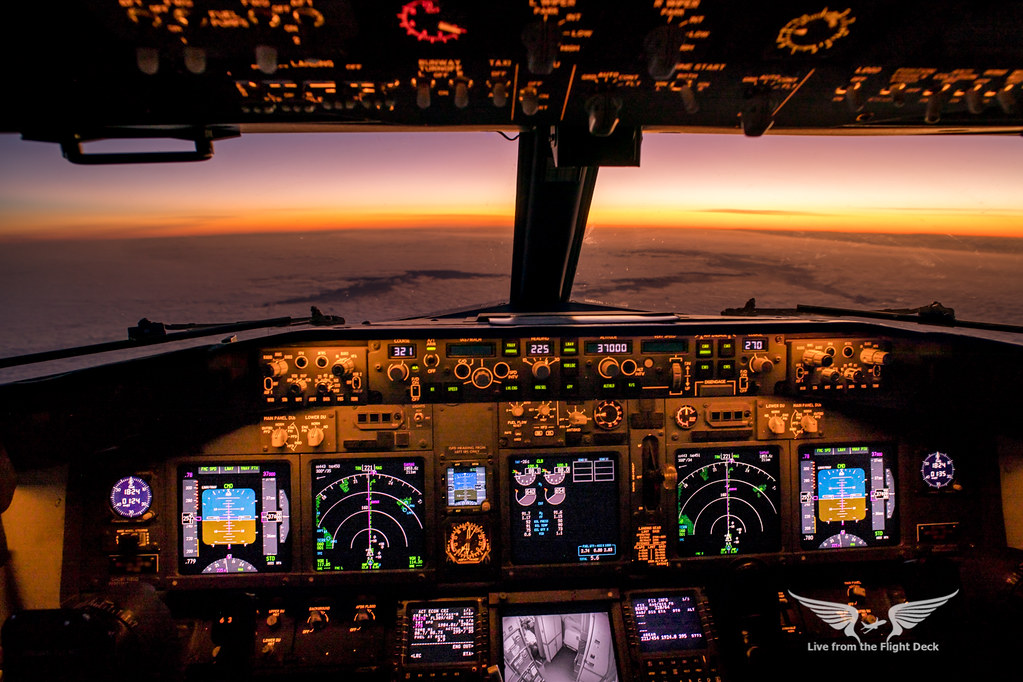 The Worlds Best Photos Of 737 And Cockpit Flickr Hive Mind