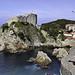 Flying over Dubrovnik