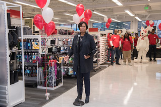April 03, 2019 MMB Welcomeds Two New Small-Format Target Stores to DC