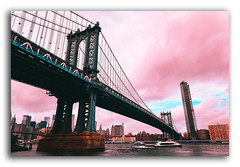 The hardest thing in life is to know which bridge to cross and which to burn! (FotographyKS!) Tags: davidrussell bridge city street building modern urban architecture landmark historic america metal refelction skyline manhattan downtown river boat motion photography kreative angle depthoffield scene usa nikonforever waves infra clouds cloudscape kreatives art artistic perspective motionphotohraphy