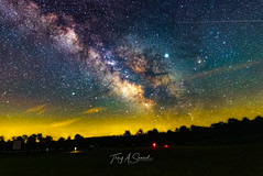 Cherry Springs State Park (Troy A. Snead) Tags: astrophotography astronomy astroscape astrophotos coudersportpa nightphotography nightsky night stargazing starrynight stars