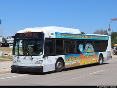 Winnipeg Transit #180 (vb5215's Transportation Gallery) Tags: winnipeg transit 2017 new flyer xd40 xcelsior