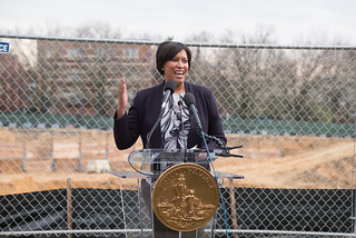 March 29, 2019 MMB Broke Ground on New Housing at the Parks at Walter Reed