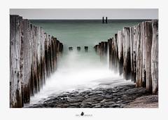 Westkapelle Seascape (Eddy Westdijk) Tags: westkapelle zeeland nederland