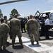 Guard and Civil EMS Conduct MEDIVAC Training