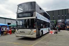 1114 YN08MMU (PD3.) Tags: 1114 yn08mmu yn08 mmu scania omnidekka reading berkshire berks bus buses england uk transport fun day