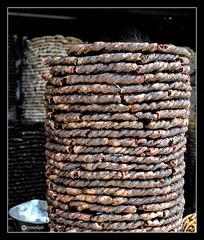 கருப்பட்டி மிட்டாய் / A sweet made of palm jaggery (Ramalakshmi Rajan) Tags: nikon nikond5000 nikkor18140mm travel mukkudal tamilnadu sweets sweet india