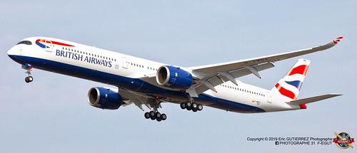 AIRBUS A350-1041 (MSN 0326)