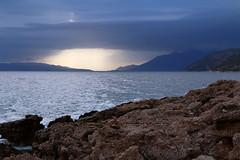 ... (Jan Sir) Tags: hrvatska croatia chorvatsko peljesac dingac borak sea more clouds canon canoneos70d canonef1740mmf4lusm