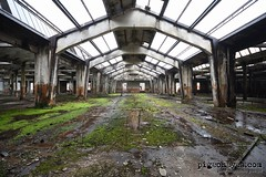 """""""What shall we use to fill the empty spaces?"""" (Pigeoneyes.com) Tags: textile tessile factory fabbrica abandoned abbandono abbandonata abbandonato abandonedplaces lostitaly edificiabbandonati industrial industria industry involuzioneindustriale industriale pigeoneyes pietromassimopasqui"""