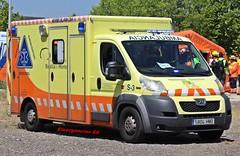 SEM Boadilla del Monte (emergenciases) Tags: emergencias españa 112 comunidaddemadrid vehículo ambulancia ambulance svb soportevitalbásico peugeot peugeotexpert sem servicioemergenciasmunicipal boadilladelmonte