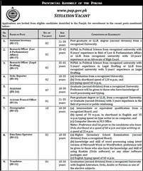 Provincial Assembly of Punjab www.pap.gov.pk Jobs 2019 (mj00712) Tags: jobs career careeropportunities careeropportunity filectory jobposting jobspostings jobpostings jobupdates jobsearch jobseeking jobopenings job careers punjab government jang news