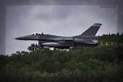 General Dynamics F16 Falcon FA-104 Belgian Air Force. NTM Mont de Marsans (Fr) Mayo 17 de 2019. (EFRAIN A. JACOME Q.) Tags: verde