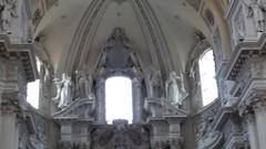 (sftrajan) Tags: church architecture munich bavaria baroque theatinerkirche bayern iglesia plaster barock deutschland 17thcentury sculpture statue église münchen kirche architecturaldecoration germany
