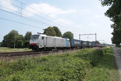 186 251 te Horst Sevenum (vos.nathan) Tags: br 186 baureihe traxx horst sevenum hrt bls 251 cargo