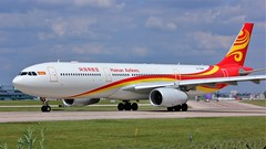 B-304K (AnDyMHoLdEn) Tags: hainan hainanairlines a330 egcc airport manchester manchesterairport 23l