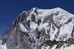 Mont Blanc (davide.alberani) Tags: courmayeur monte bianco montebianco mont blanc montblanc skyway funivia cableway helbronner punta glacier snow val daosta aosta mountain montagna ghiacciaio sony a6000