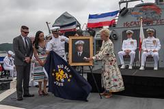 "USS John S. McCain (DDG 56) 25th anniversary and change of command ceremony (#PACOM) Tags: ussjohnsmccain bigbadjohn ddg56 johnmccain usnavy navy yokosuka japan usindopacificcommand ""usindopacom"