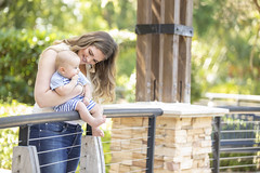 Mother and daughter (dn8lane) Tags: nature person photography family child woman little love park outdoor photograph baby portraitphotography hug happy holding cute daughter people outdoors girl young grass sitting peopleinnature summer female newborn fairweather face photoshoot mother