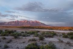 Mt Blanca in Golden Summer Light (theskyhawker) Tags: mt blanca mountain peak colorado alamosa san luis valley summer 2018 desert dry heat warm