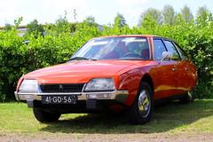 1975 Citroën CX 2200 (Dirk A.) Tags: 41gd56 sidecode3 1975 citroën cx 2200 onk