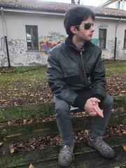 Stefano (FedeMonza) Tags: shooting stefano monza parco villa reale villareale parcodimonza reggia reggiadimonza brianza novembre 2014 autunno