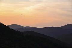 mamagertiessunset.cfb (szafrakl) Tags: karenpics photographer photography landscape waterfalls nc northcarolina mountains blueridgeparkway sunset mama gerties