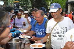 Walk Against Hunger London 29.06.2019 - ISKCON-London Radha-Krishna Temple - 29/06/2019 - IMG_3954 (DavidC Photography 2) Tags: 10 soho street london w1d 3dl iskconlondon radhakrishna radha krishna temple hare harekrishna krsna mandir england uk iskcon internationalsocietyforkrishnaconsciousness international society for consciousness walk against hunger charity sponsored feed homeless buy new ev electric vehicle van free food prasadam distribution all life saturday 29 29th june summer 2019 hottest day year 34 degrees c 34c centigrade celcius 29062019