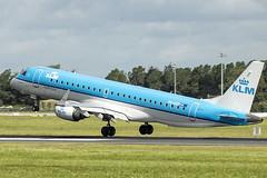 PH-EZZ | KLM Cityhopper | Embraer ERJ-190STD (ERJ-190-100) | CN 19000654 | Built 2013 | DUB/EIDW 17/06/2019 (Mick Planespotter) Tags: aircraft airport 2019 spotter plane planespotter airplane nik sharpenerpro3 phezz klm cityhopper embraer erj190std erj190100 19000654 2013 dub eidw 17062019 erj190 dublinairport collinstown flight