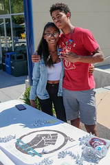 Club Fair 3 (Admissions at Menlo School) Tags: 2018 banner boy candy clubs event fall formalgroupphoto girl jhaydan menloschool miles people photobypetezivkov quad sign smallgroup students upperschool atherton ca usa