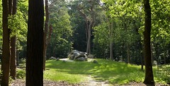 Dolmen / Hunebed (joeke pieters) Tags: 1480279 panasonicdmcfz150 emmen drenthe nederland netherlands holland hunebed dolmen bijzonderebergwandeling emmerdennen